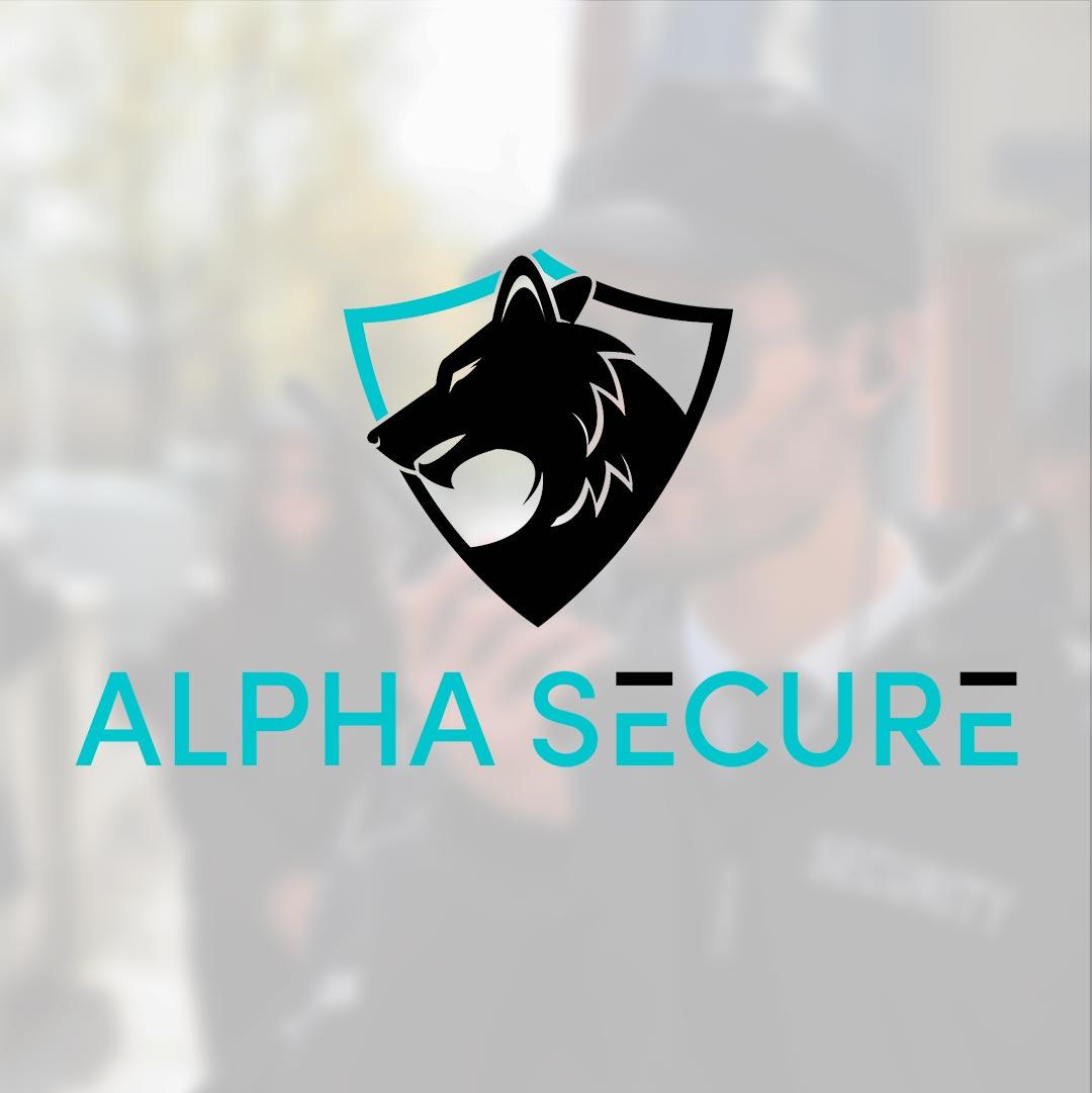 Alpha Secure Venlo | DesignMyLogo