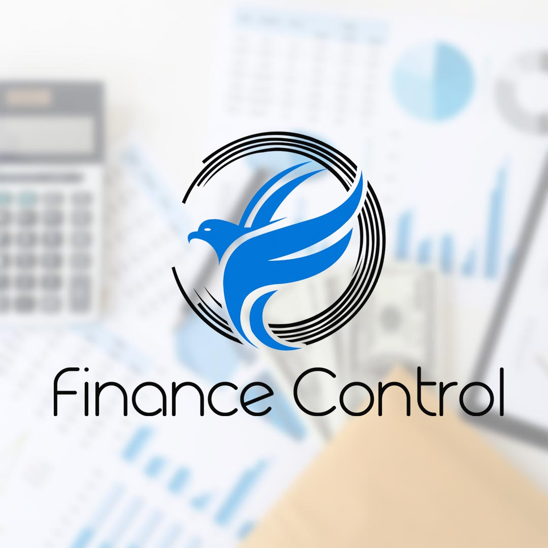 Finance Control | DesignMyLogo