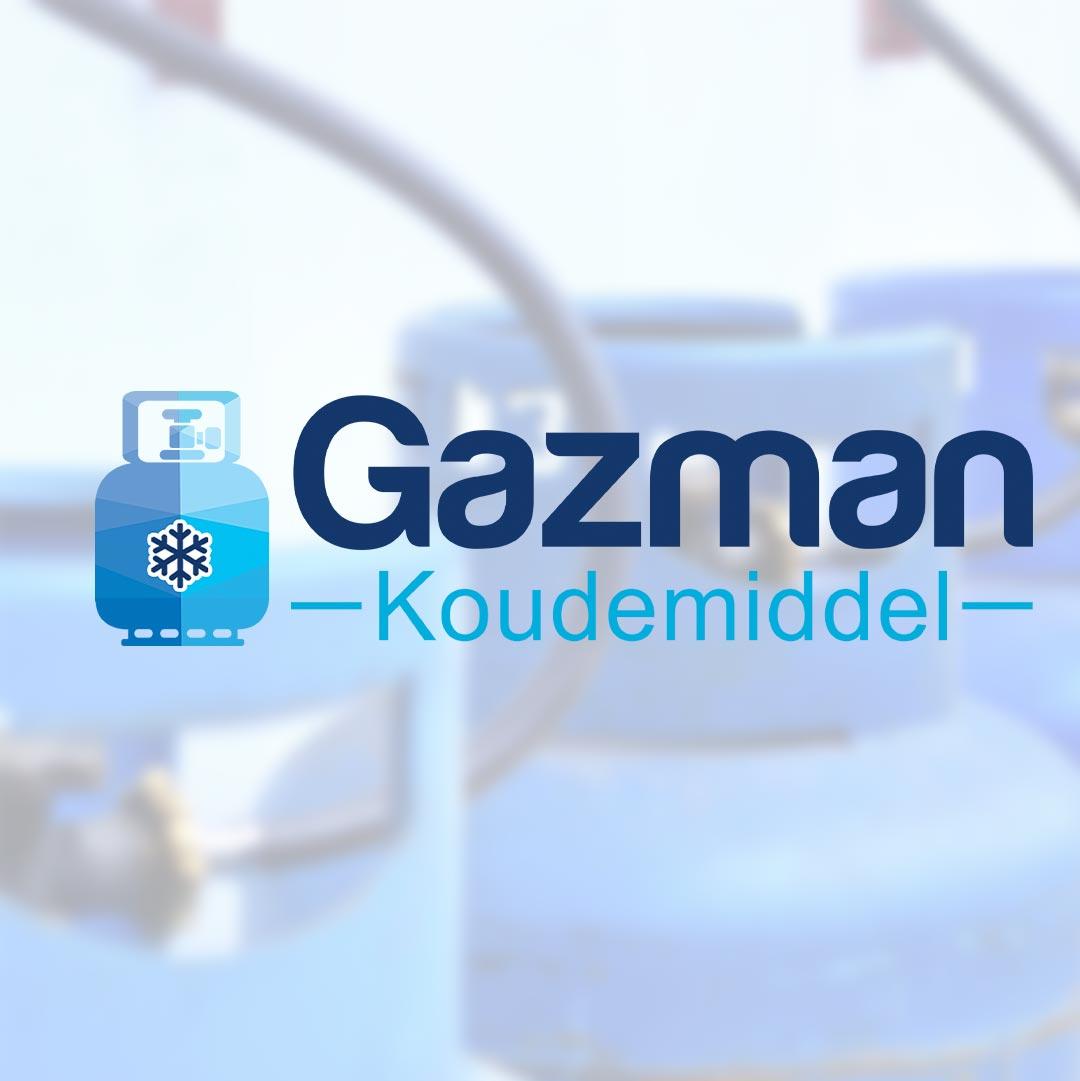 Gazman koudemiddel | DesignMyLogo