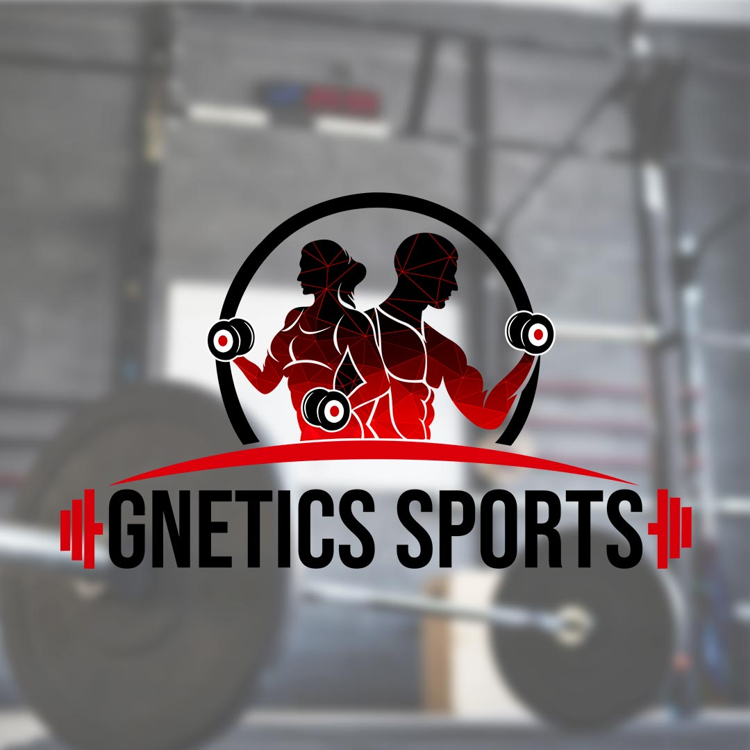 Gnetics Sports | DesignMyLogo