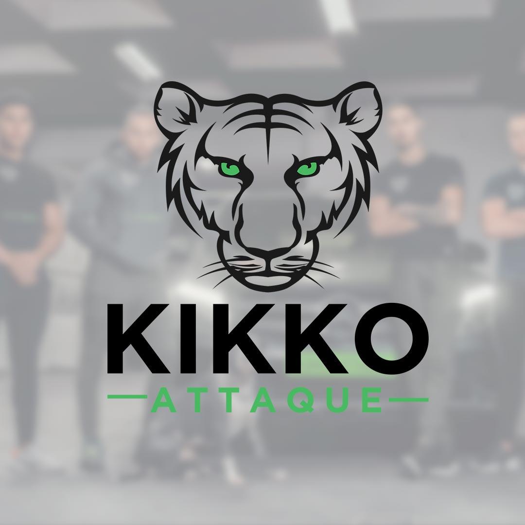 Kikko Attaque | DesignMyLogo