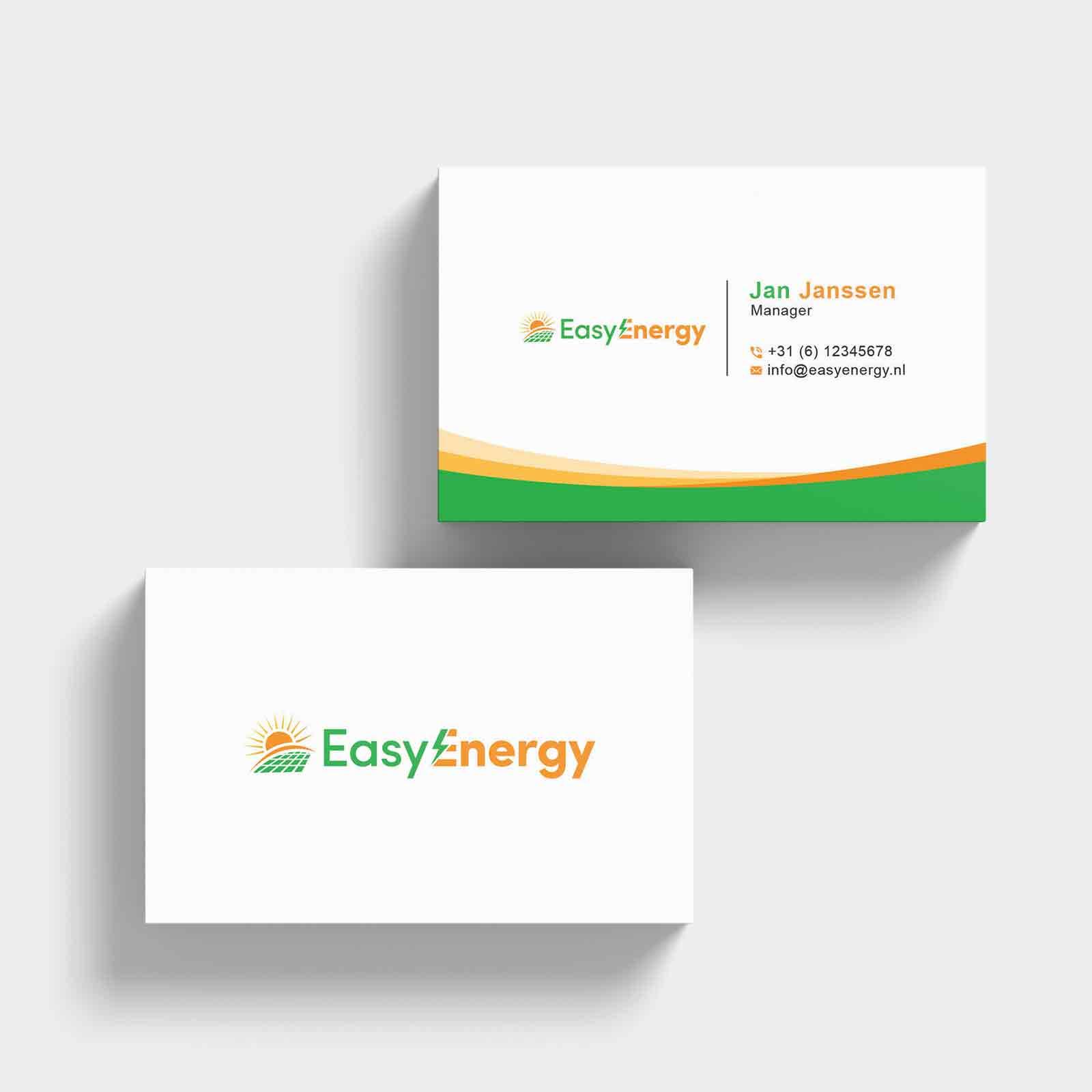 EasyEnergy Roermond | DesignMyLogo