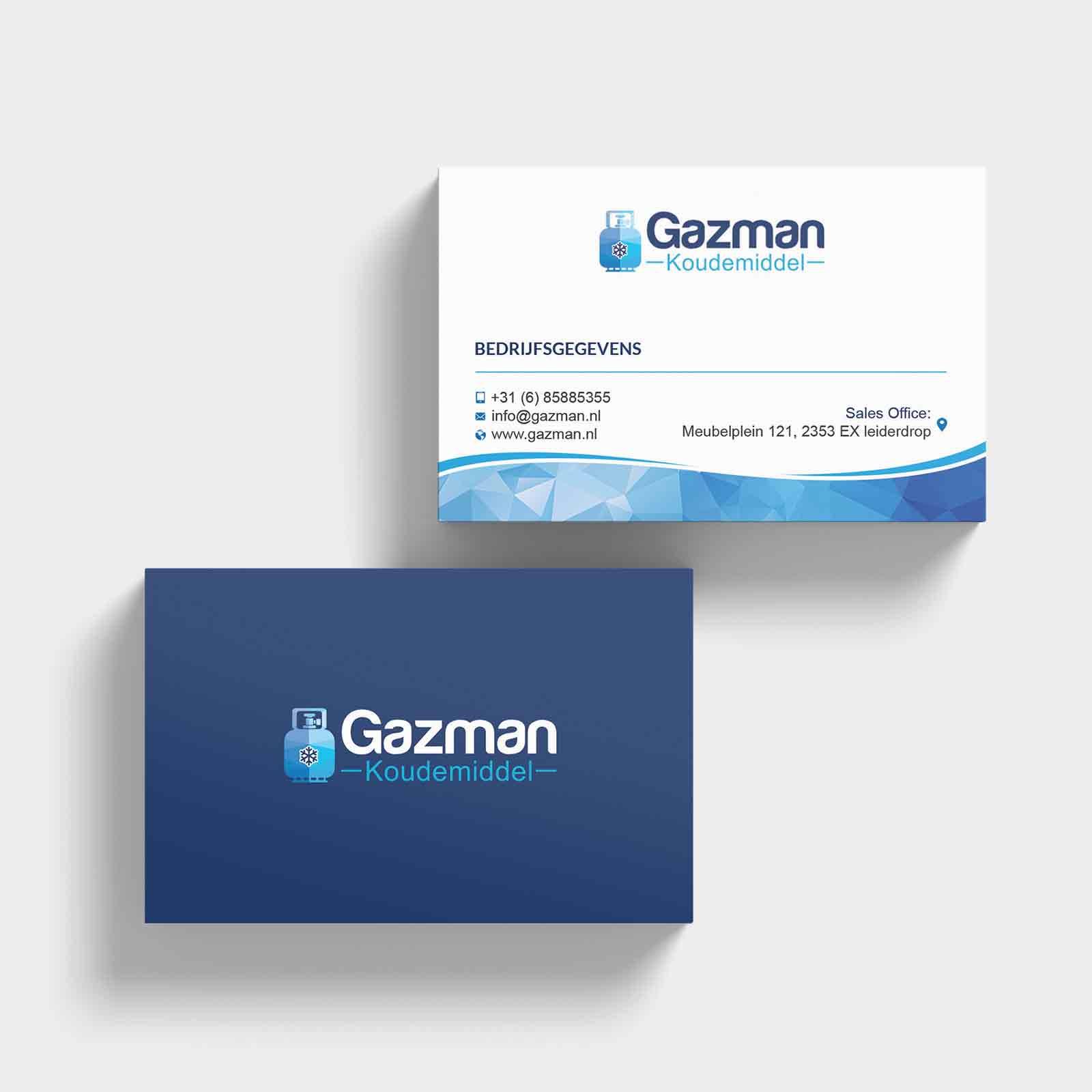 Gazman | DesignMyLogo