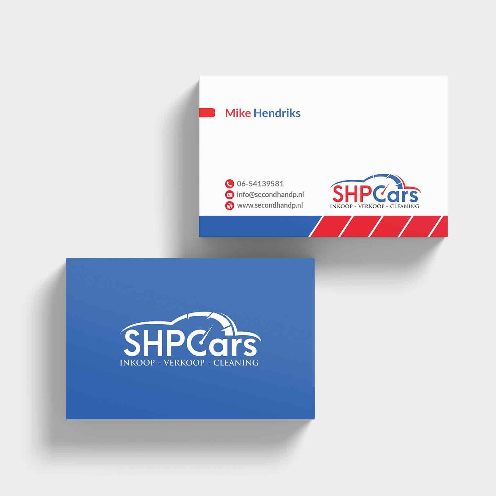 SHP Cars | DesignMyLogo