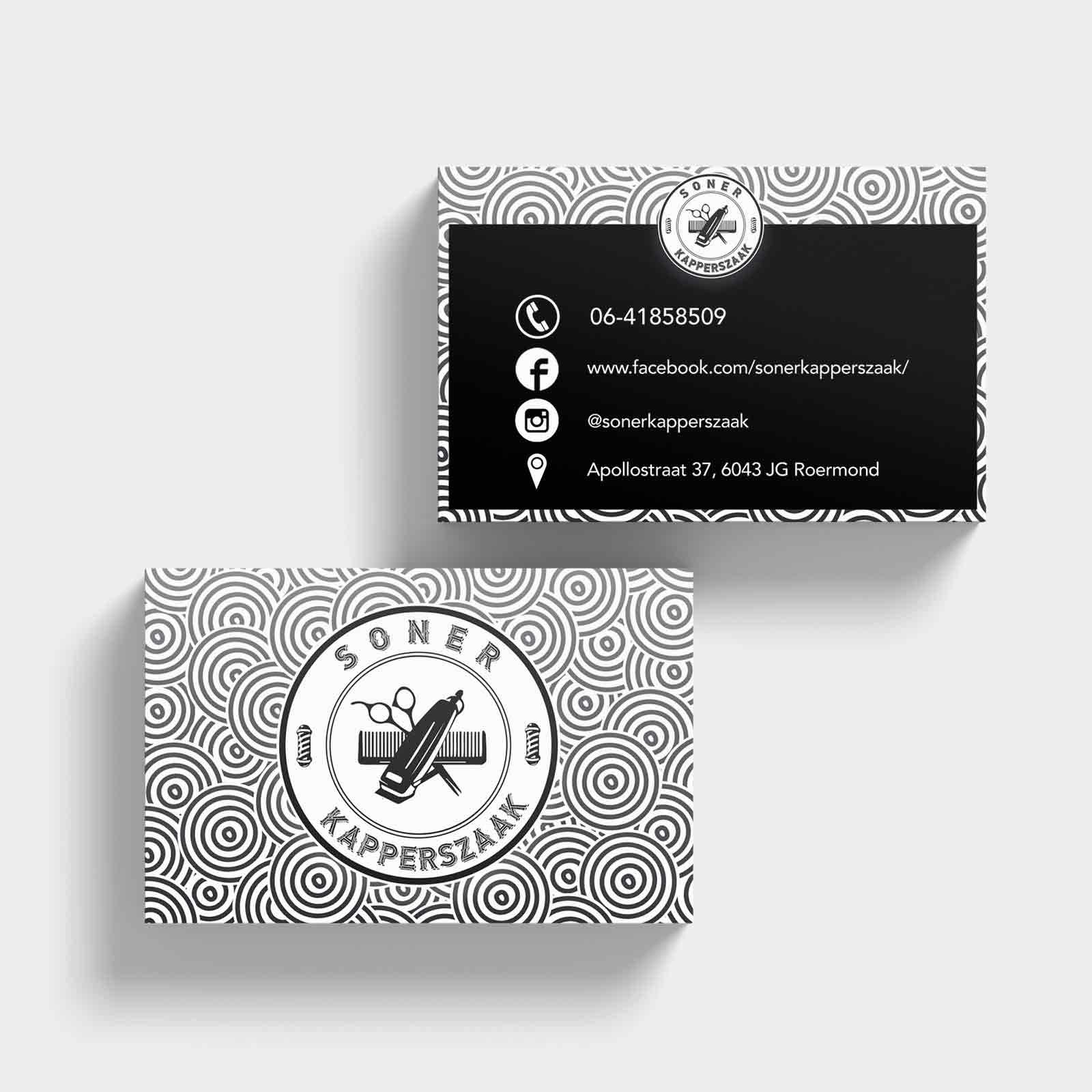 Soner Kapperszaal | DesignMyLogo