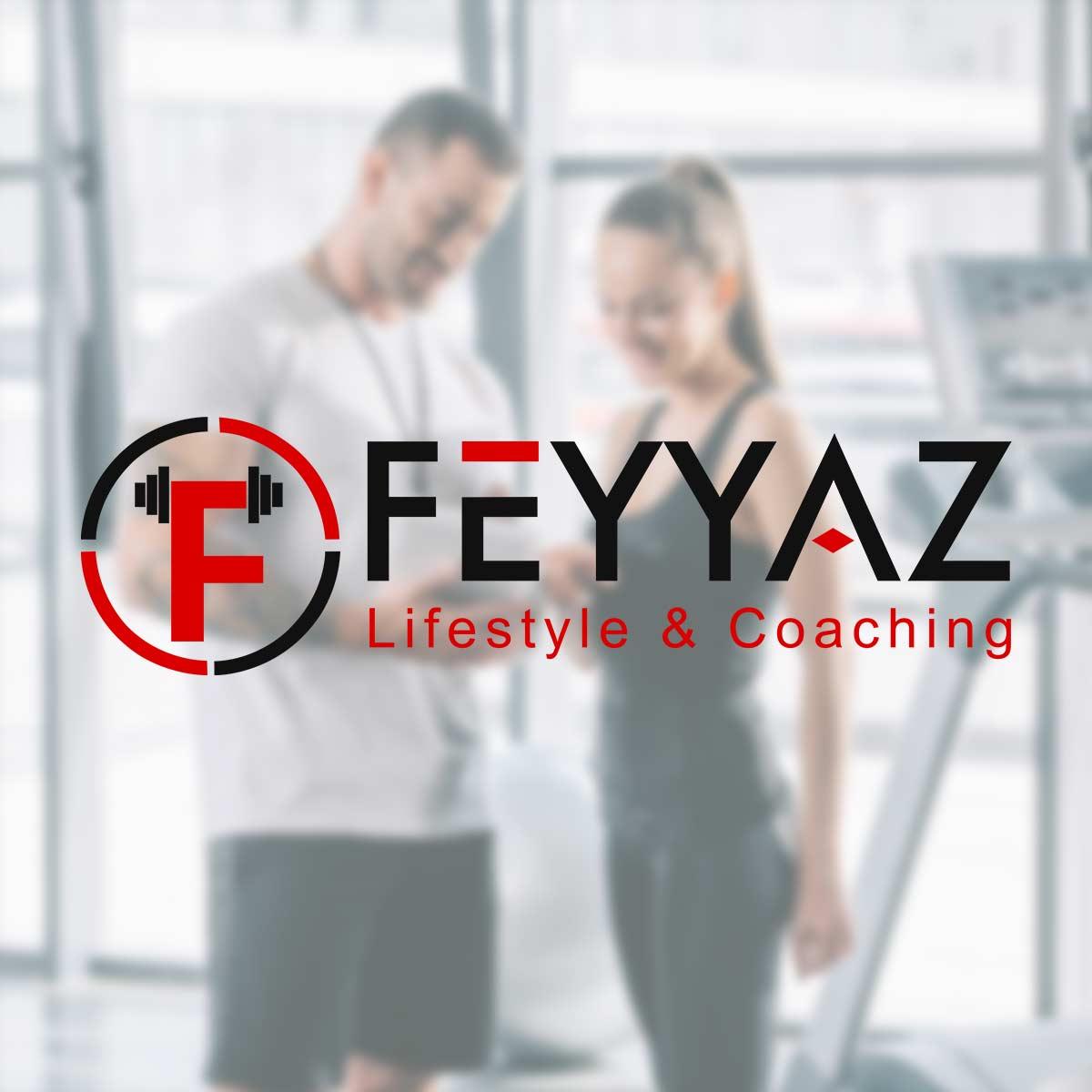 Feyyaz Lifestyle & Coaching | DesignMyLogo